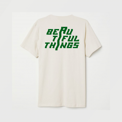 Off-white & Green Beautiful Things OG