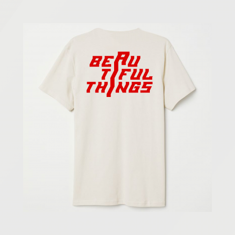 Off-white & Red Beautiful Things OG